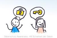 Mitarbeiter Datenschutz Awareness 8 - Sicherheit der Daten