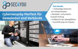 Security PenTest für Gemeinden und Verbände