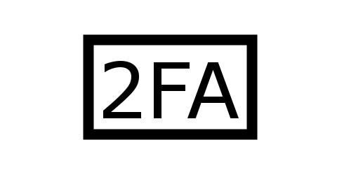 Zwei-Faktoren Authentisierung