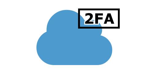Cloud mit 2FA