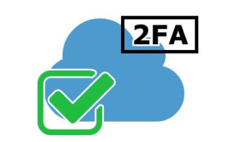 Cloud erlaubt mit 2FA