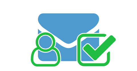 Email Empfänger Prüfung