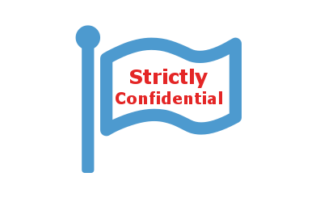 Kennzeichnung Strictly Confidential