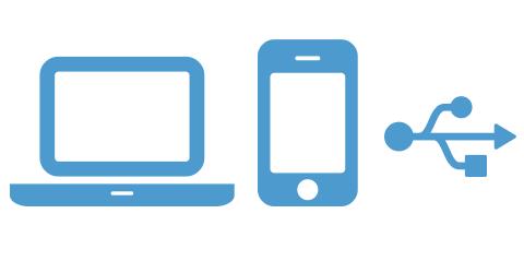 Mobile Endgeräte Wechseldatenträger