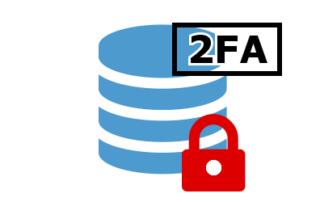 Speicherung Server verschlüsselt 2FA