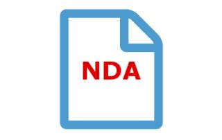 Vertraulichkeitsvereinbarung - NDA