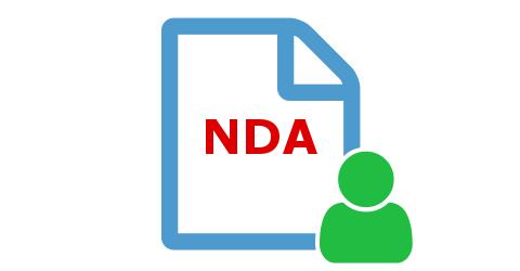 Vertraulichkeitsvereinbarung - NDA - persönlich
